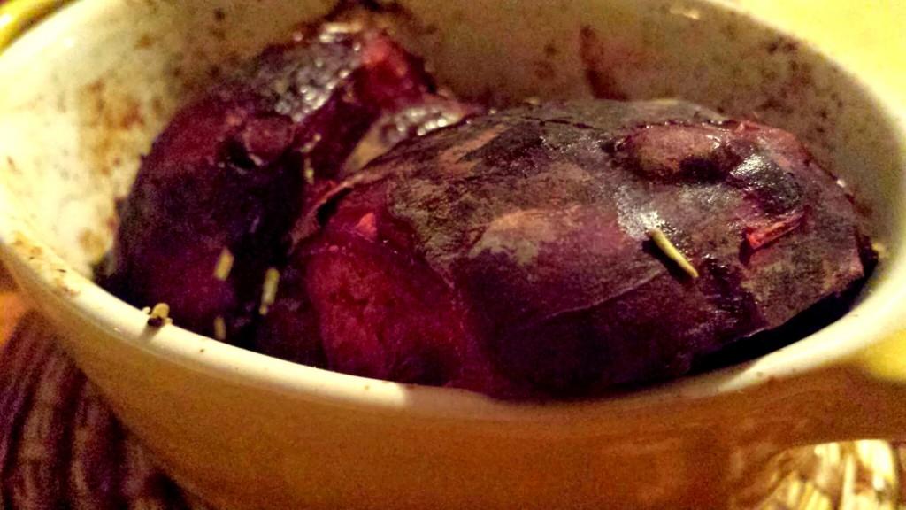 Rote Bete, frisch aus dem Ofen
