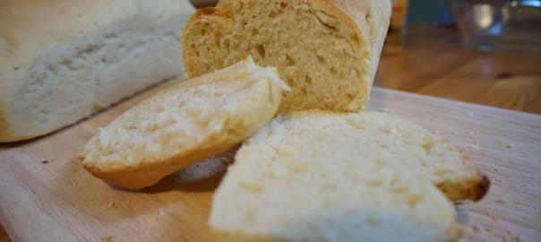 Toastbrot selber machen: pre-alpha
