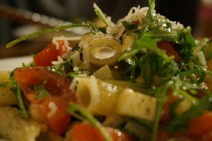 Pasta: Schmeckt nicht nur, sondern sieht auch schön aus.