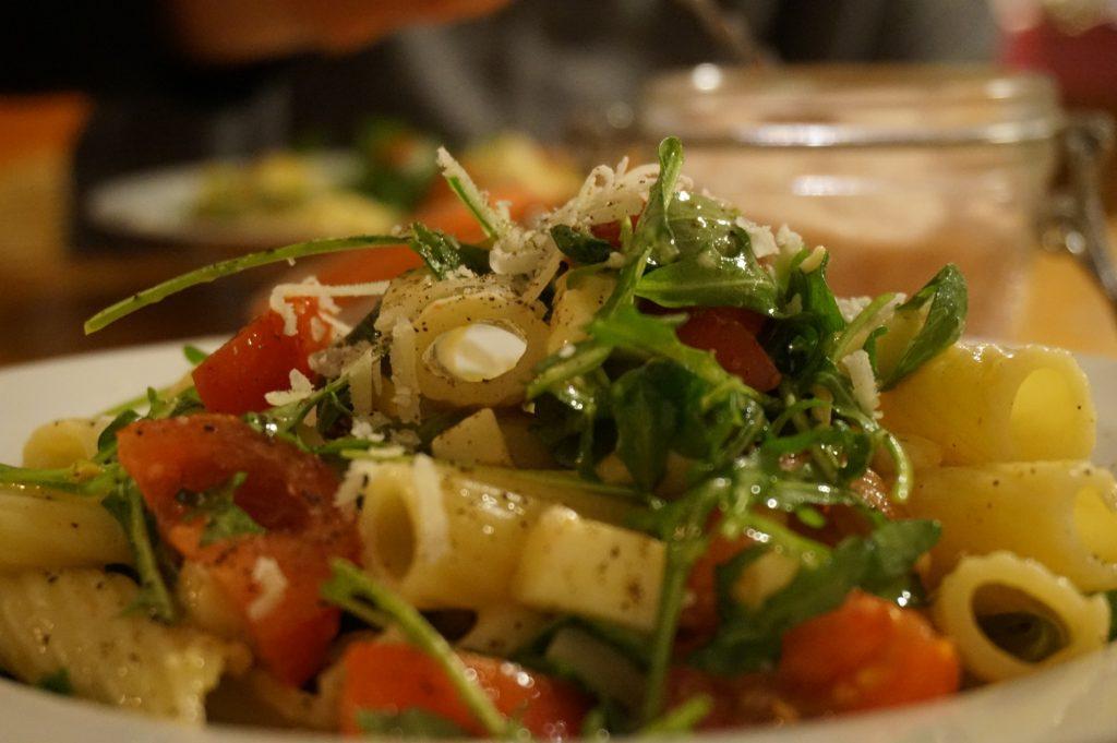 Beste Nudeln schnell und einfach gekocht: Pasta á la Rapisardi.